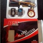 Alarm Motor Dengan remote, sensor gerak