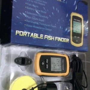 Jual Fish Finder alat Pencari deteksi ikan digital Layar