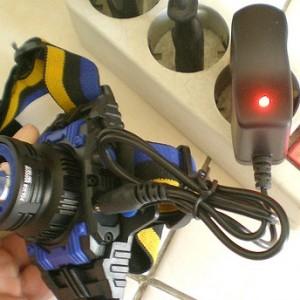 Senter kepala Headlamp 6817 Internal