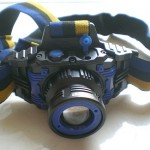 Senter kepala Headlamp 6817 Internal