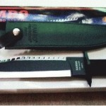 Jual Pisau Berburu pisau outdoor Belati Rambo 2 Knife lengkap + sarung