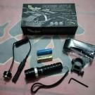 Senter senapan dengan Kabel QC1890