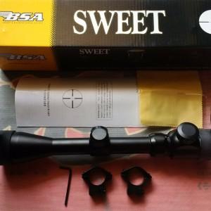 Telescope Senapan BSA 22 Sweet 3-9×40