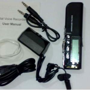 Voice Recorder, perekam suara dan telepon 4 giga