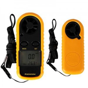 Anemometer thermometer Digital