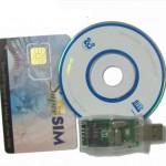 Jual Alat cloning SIM card duplikator kartu SIM GSM 16in1 + Sim card reader 2.0