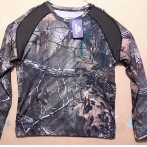 Jual Baju berburu camo realtre lengan panjang (import)