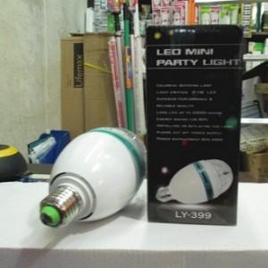 Lampu Bohlam LED proyektor Disko