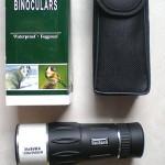 jual Teropong Monocular Bushnell 35×95 satu mata unik langka