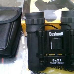 Teropong Bushnell 8 x 21 MUrah