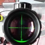 jual Telescope Bushnel trophy sunhide senapan angin 3-9 x40 E