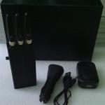 Jammer Mini Portable 3 antena Penghilang sinyal Handphone Termurah