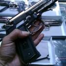 jual korek pistol Bareta Tidak bisa kokang murah korek Hias