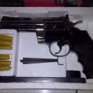 Jual pistol korek revolver (besar)
