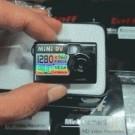 kamera spycam – spy cam mini DV kotak (benar2 mini)