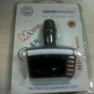 MP4 FM modulator Mobil