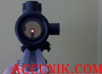 Red dot senapan angin merk bsa titik merah tipe old grosir dan