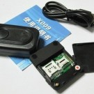 Jual Alat sadap suara by GSM base perekam dan Video multi fungsi