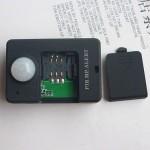 Jual Alat sadap GSM sensor Gerak Penyadap 2 arah GSM buG spy