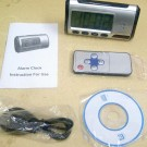 Jual kamera Spycam Jam meja digital ada remote