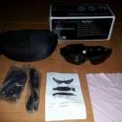 Jual Kamera Pengintai Kacamata spy cam Hitam standar Murah