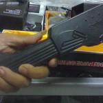 Stun gun eagle 302 alarm