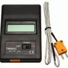 Thermometer Digital Dengan Probe Max 1300celcius