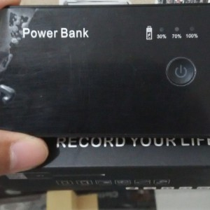 Jual Kamera spy cam HD 720p Power Bank 3000mah