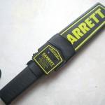 Jual alat Detektor metal logam Garrett detector securyti scanner
