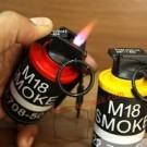 Korek Granat Flash bang Smoke