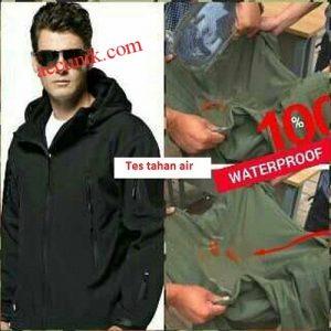 jual Jaket Tad Import Tahan Air tahan angin Murah Kualitas super waterproof