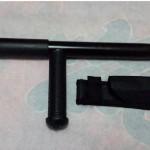 Jual Tonfa tongkat T pentungan securyti