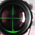 Telescope senapan angin Bushnell trophy 3-9x40E (tanpa sunhide)