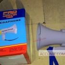jual Toa Megaphone pengeras Suara bisa merekam, batre charger murah