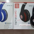 Jual Headset Bluetooth Beats Stereo Port Micro SD Jack standar
