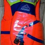 Jual Life Jacket rompi pelampung Atunas (ukuran S)