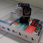 Jual Kamera Sport 12Mp HD 1080 Tahan Air Tanpa Wifi