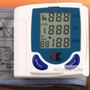 Pengukur tekanan darah digital Wrist Blood Pressure