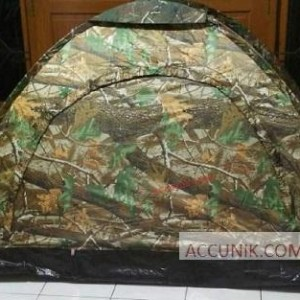 Jual Tenda kemah camo untuk camping  muat 4 orang