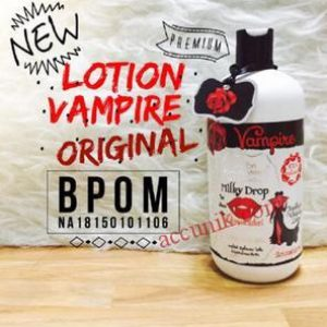 Jual Lotion Vampire 500ml Original BPOM
