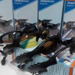 jual kacamata MP3 bluetooth headset serbaguna Murah