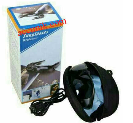 jual kacamata MP3 bluetooth headset serbaguna Murah  29639009e2