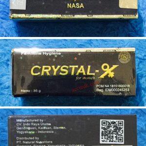 Jual Crystal X NASA Original