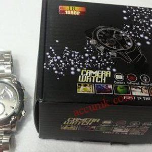 Jual Kamera Spycam Night Vision infra merah jam tangan rantai 8 giga HD