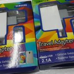 Travel Charger adapter 3 output (tipe PLN) Samsung