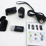 Jual kamera wifi Spy cam Infra merah Camera PcamQ7SPy