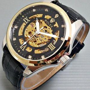 Jam tangan Rolex Vitex Three kalep otomatis