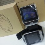 Jam tangan pintar Smart Watch DZ09/ U9 SimCard & Memori-1