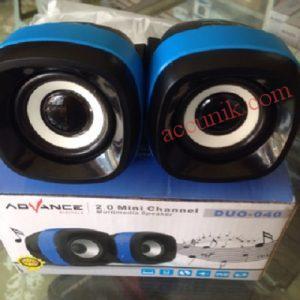 Speaker komputer Advance Duo No-040 murah
