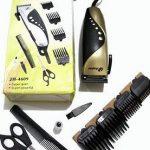 alat cukur rambut dan bulu jinghao full set 4609